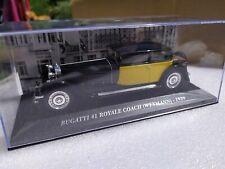 Bugatti 41 royale coach (Weymann) 1/43