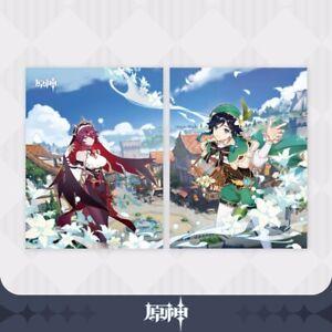 Official Genshin Impact Clear File/Folder
