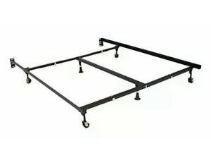 Beautyrest Adjustable Premium Steel Bed Frame King/queens/twin/full/ California