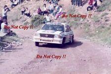 Walter Rohrl Opel Ascona 400 Acropolis Rally 1982 Photograph 4