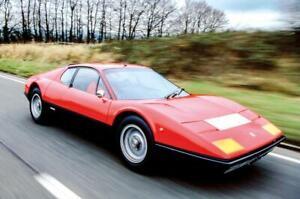 Electric Power Steering for Ferrari 512BB
