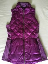 Lululemon Down For A Run Vest Tender Violet Purple Size 4 NWOT