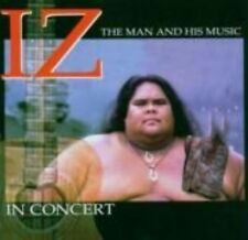 The Man And His Music-In Concert - Isra Kamakawiwo'ole Compact Disc
