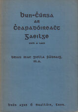 FIRST COURSE IN IRISH COMPOSITION PART I - BrianMac Giolla Pha´draig (1953)