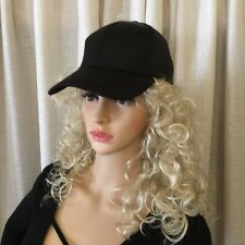 Marcus Adler New York Black Satin Baseball Cap Hat O/S Adjustable NEW