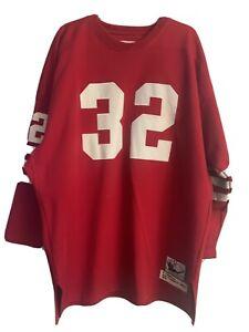 Rare Mitchell & Ness San Francisco 49ers OJ Simpson Throwback Jersey Mens 3xl