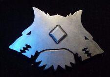 Space Wolf Erik Morkai's company badge pin