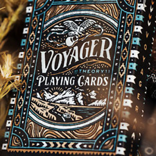 Voyager Playing Cards By Theory 11