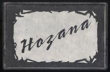HOZANA - DEMO TAPE - CHRISTIAN POP METAL - DEMO TAPE 1990 POISON