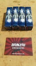Bosch super plus spark plug YR7DC+ x 4 * suzuki alto * fiat 500 * alfa mito *