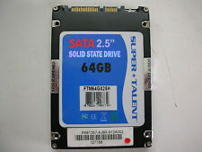 "Super Talent SSD 64gb 2,5"" SATA"