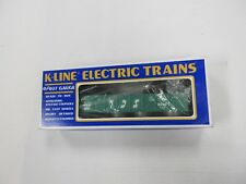K-LINE ELECTRIC TRAINS 0/027 GAUGE W/ BOX SEABOARD COAST LINE