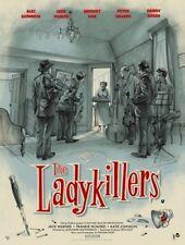"Jonathan Burton - The Ladykillers - Regular - 18"" x 24"" Screen Print"