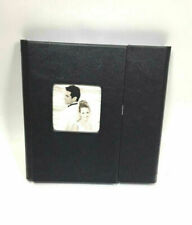 Wedding DVD Case / Nuptial Photo DVD Holder, Black