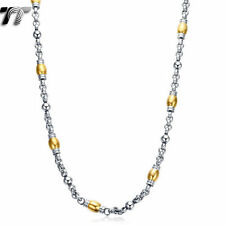 14k Stainless Steel Chains & Necklaces for Men