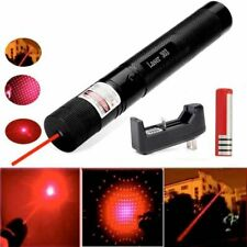 LASERPOINTER RED STRAHL EXTREM 20 KM + AKKU 1mW ROTE RED POWER POINTER