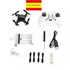 Drone Z201YS Mini Drone RC Plegable de 2,4GHz 4CH cámara en directo