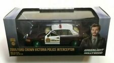 Greenlight CHASE Green Machine 86525 2005 ONCE UPON A TIME POLICE FORD CROWN VIC