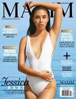 MAXIM AUSTRALIA Magazine - September 2020 ISSUE 110 Jessica Rast - NEW