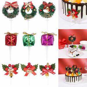 Santa Claus Xmas Cake Decor Christmas DIY Christmas Cake Decoration New Year