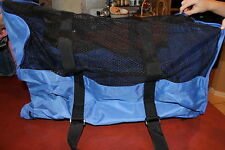TUSA IMPREX DIVING GEAR BAG - Nylon & Mesh - color COBALT BLUE -style MB 2 - NWT