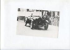 N°7066  / BUGATTI :   photo  type 50 n°5  24H du  Mans 1931
