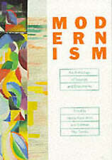 Modernism: An Anthology of Sources and Documents by Edinburgh University...