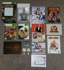 Duke Nukem Forever Bolas de Acero Edición Limitada Microsoft XBox 360 Completa