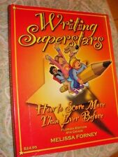 """""""WRITING SUPERSTARS: How to Score More Than Ever Before"""" 4th Grade Education"""