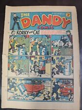 More details for the dandy comic 1941 no 164 jan 18th