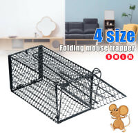 Mouse Live Cage Trap Pest Rodent Animal Hamster Mice Rat Control Catch Bait