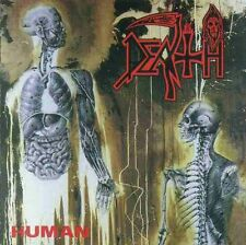 DEATH - HUMAN - 2CD NEW SEALED 2011 DELUXE EDITION