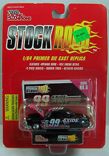 1997 Racing Champions 1:64 JEFF BURTON #99 Exide Ford STOCK ROD Issue No. 6