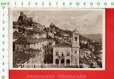50442 CARTOLINA REPUBBLICA DI SAN MARINO 1947 FRANCOBOLLO ORIGINALE