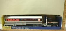 Rare Big Ertl USA Pressed Steel Texaco Tanker Tank Truck # 3123 Boxed Clean