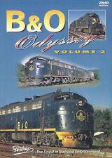 B&O Odyssey Volume 2 DVD New Pentrex Video