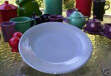"CHOP PLATE PLATTER periwinkle blue NEW FIESTA WARE 11 3/4"" Round serving Platter"