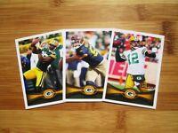 2012 Topps Football Green Bay Packers TEAM SET - MINT
