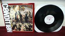 CONDITION Actual Hell LP Test Press Vinyl Iron Lung Records H/C Merchandise Lock