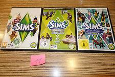 Die Sims 3: Basisspiel + Luxus + Lebensfreude +  Erweiterung (11)