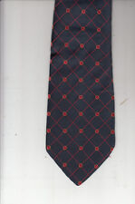 Moschino-Authentic-100% Silk Tie-Made In Italy-Mo8- Men's Tie