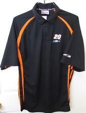 Home Depot NASCAR Racing Jacket Tony Stewart  Winners Circle Joe Gibbs Racing LG