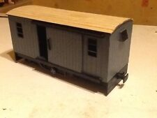 BOGIE PARCEL VAN FOR 16MM SCALE GARDEN RAILWAY SM32 or G45 GAUGE
