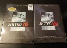 United 93 (DVD, 2006, 2-Disc Set Limited Edition) With Slip Cover Brand New (6A)