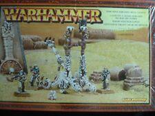 Warhammer Age of Sigmar Tomb Kings Screaming Skull Catapult Metal New OOP NIB