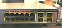 Cisco Catalyst WS-C3750G-24TS-S1U Switch