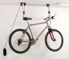 Bike Bicycle Cycle Hanging Storage Device - Hoist Overhead Roof  Bike Storage