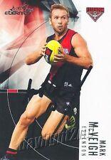 ✺Signed✺ 2012 ESSENDON BOMBERS AFL Card MARK MCVEIGH