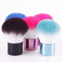 Top Sale Kabuki Makeup Cosmetic Face Powder Foundation Blush Mushroom Brush Tool
