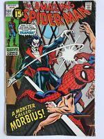 Amazing Spider-Man #101 - 1st App. of Morbius Marvel Comics